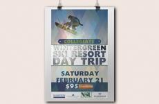 Collegiate Event Poster
