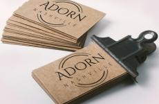 Logo Design: Adorn Nashville