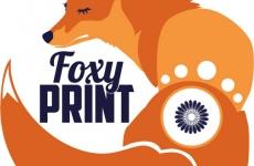 Logo Design: Foxy Print