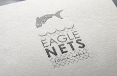 Logo Redesign: Eagle Nets