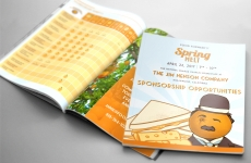 Booklet Design: Food Forward