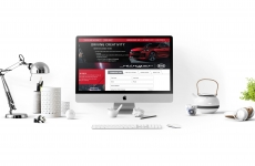 Website Design: KIA